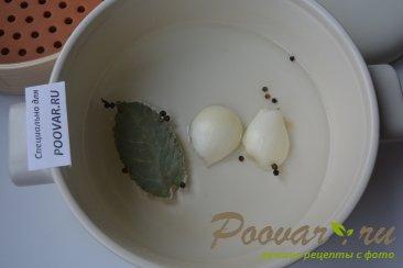 Как приготовить мидии в ракушках вкусно Шаг 2 (картинка)