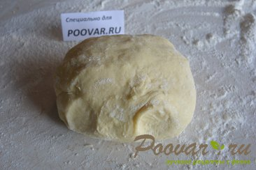 Печенье из домашнего слоеного теста Шаг 4 (картинка)