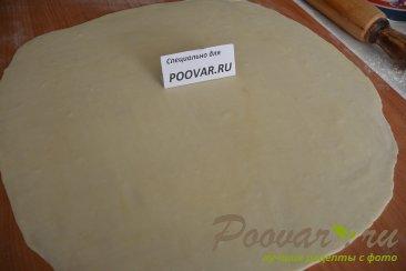 Печенье из домашнего слоеного теста Шаг 7 (картинка)