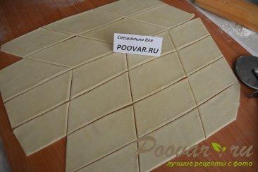 Печенье из домашнего слоеного теста Шаг 8 (картинка)