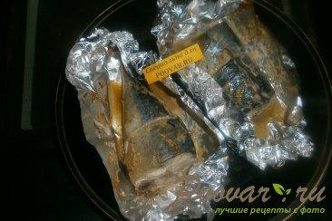 Запечённая скумбрия в духовке Шаг 6 (картинка)