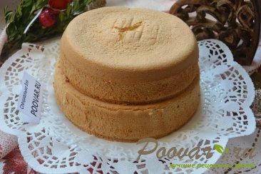 Тонкий бисквит рецепт пошагово