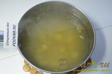 Суп из рыбы с пшеном Шаг 4 (картинка)