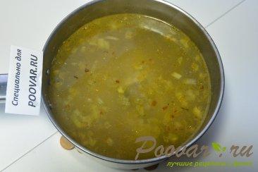Суп из рыбы с пшеном Шаг 7 (картинка)