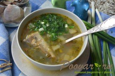 Суп из рыбы с пшеном Шаг 9 (картинка)
