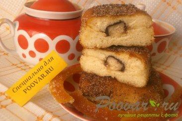 Пончики с помадкой и солодом Изображение