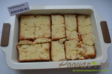 Шарлотка с яблоками из черствых куличей, сдобного хлеба Шаг 2 (картинка)