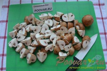 Маринованные грибы шампиньоны за 20 минут Шаг 3 (картинка)