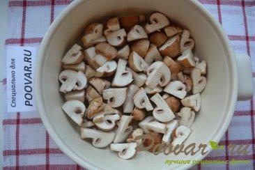 Маринованные грибы шампиньоны за 20 минут Шаг 4 (картинка)
