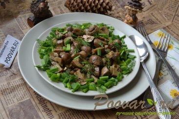 Маринованные грибы шампиньоны за 20 минут Шаг 9 (картинка)