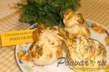 Брокколи с сыром в тесте Изображение
