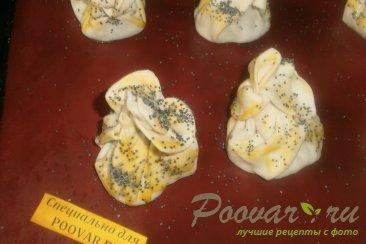 Брокколи с сыром в тесте Шаг 10 (картинка)
