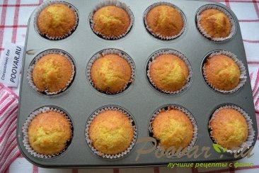 Апельсиновые маффины Шаг 11 (картинка)