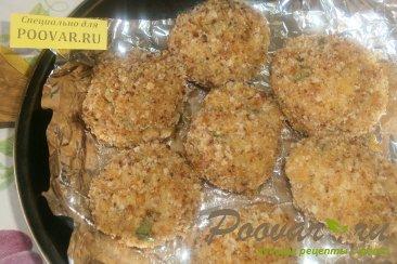 Куриные котлеты с яблоками в духовке Шаг 7 (картинка)