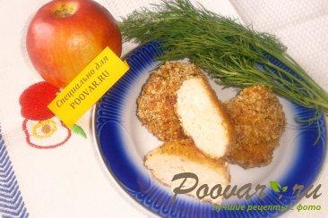 Куриные котлеты с яблоками в духовке Шаг 8 (картинка)