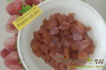 Булочки с ананасами из кабачков Шаг 2 (картинка)