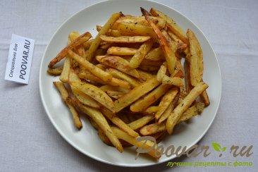 Картофель фри с рецепт пошагово 2