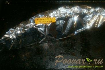Скумбрия с вялеными помидорами и фасолью Шаг 6 (картинка)