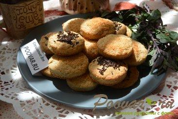 Творожное печенье Изображение