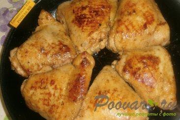 Куриные бёдрышки в горчично-медовом соусе Шаг 4 (картинка)