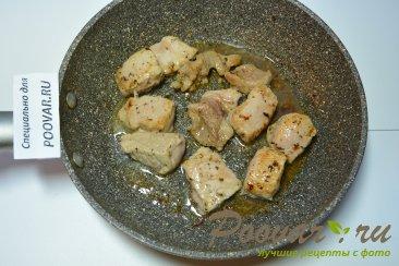 Свинина с белой фасолью Шаг 2 (картинка)