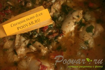 Полтавские галушки с куриной подливкой Шаг 7 (картинка)