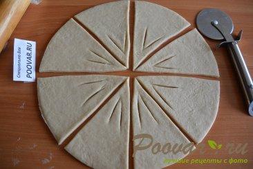 Пирожки и рулет из творожного теста Шаг 10 (картинка)