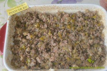 Немецкий капустный пирог с мясом Шаг 9 (картинка)