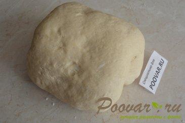 Тесто дрожжевое для пиццы, багетов, булочек, пит Шаг 15 (картинка)