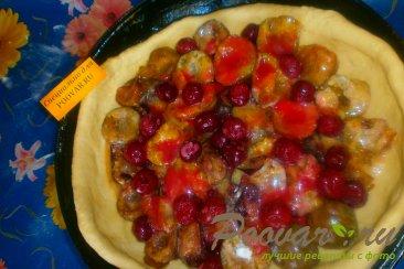 Сливовый пирог с черносливом Шаг 10 (картинка)