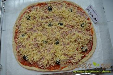 Быстрая пицца в духовке Шаг 7 (картинка)