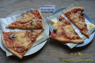 Быстрая пицца в духовке Шаг 10 (картинка)