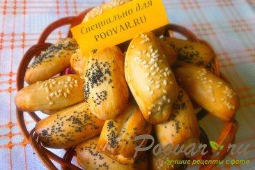 Печенье солёное Изображение