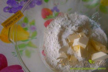 Печенье солёное Шаг 2 (картинка)