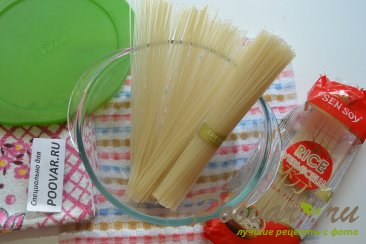 Фрикадельки с рисовой лапшой Шаг 9 (картинка)