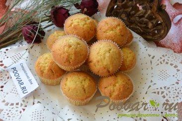 Быстрые апельсиново лимонные кексы Изображение