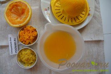 Быстрые апельсиново лимонные кексы Шаг 2 (картинка)