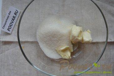 Нежное лимонное печенье Шаг 1 (картинка)