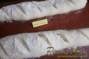 Багет с луком и вялеными помидорами Шаг 18 (картинка)