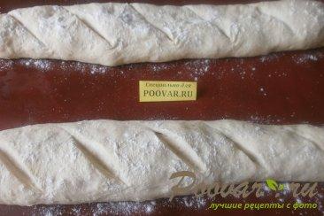 Багет с луком и вялеными помидорами Шаг 17 (картинка)