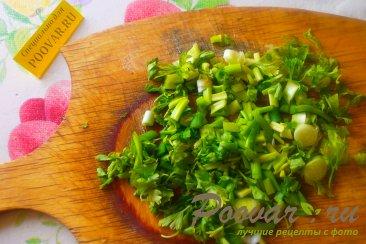 Багет с луком и вялеными помидорами Шаг 5 (картинка)
