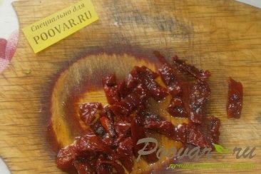 Багет с луком и вялеными помидорами Шаг 8 (картинка)