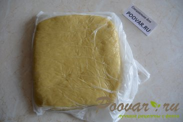 Песочно - слоеное тесто для пирожков Шаг 8 (картинка)