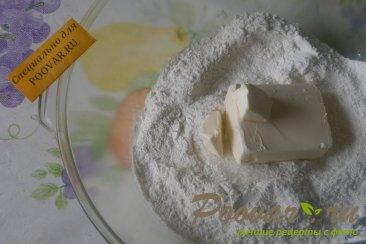 Пирожки с луком и яйцом на кефире Шаг 1 (картинка)