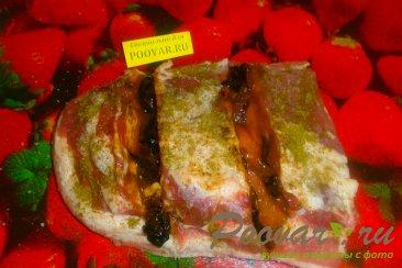 Свиная грудинка с сухофруктами Шаг 4 (картинка)