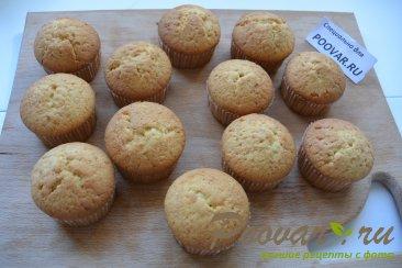 Апельсиновые маффины с шоколадом Шаг 11 (картинка)