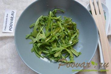 Овощной салат с сыром и яйцом Шаг 2 (картинка)