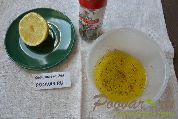 Салат из булгура с зеленью и помидорами (Табуле) Шаг 3 (картинка)