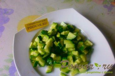 рецепт салата из огурцов помидоров и сыра