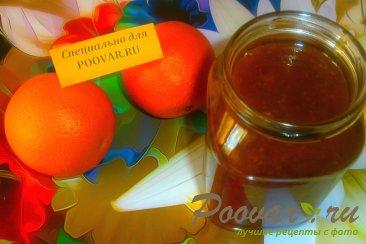 Сливово-апельсиновый джем Шаг 9 (картинка)